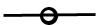 Hexagram Old Yang Line