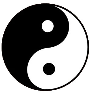 relationship between tao yin and yang Supreme force (the tao) and the auxiliary forces (yin-yang) – work together in   in addition, the altars signify a vertical relationship between the central points of.
