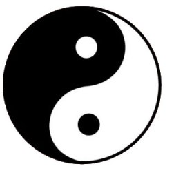 Yin-Yang Tai Chi or the Great Ultimate